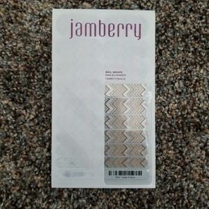 Brand new Jamberry sugar & spice nail stickers!